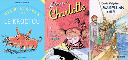 DV Editions Les romans jeunesse