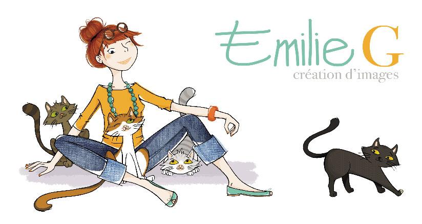 Emilie G et ses jolies images